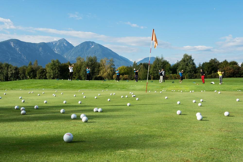 golfen-üben-hochobir-turnersee