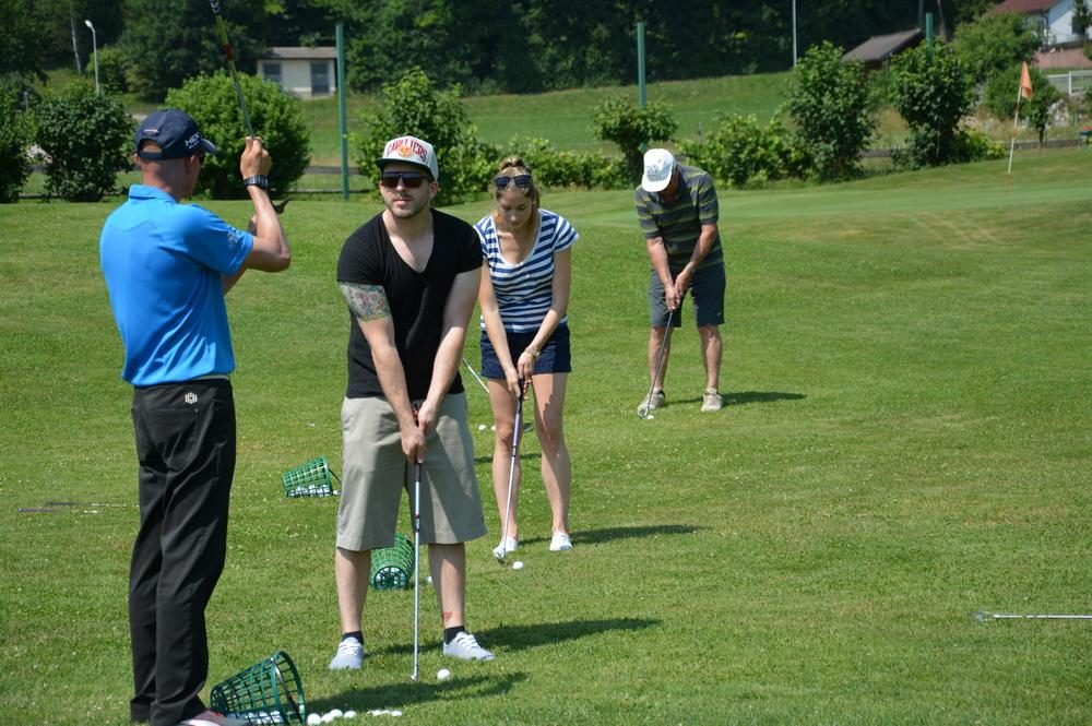 golf-schnupperkurs-kärnten