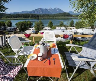 Camping & Reiten