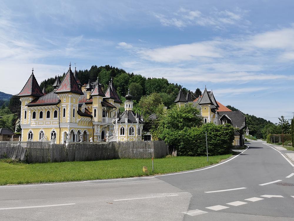 Schloss_Beitragsbild_Radtour_Bleiburg